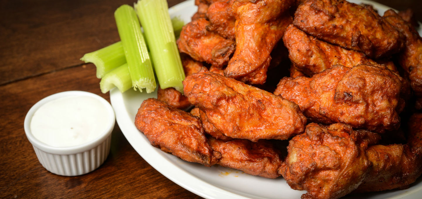 Try our Famous Wings